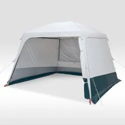 Quechua Arpenaz Camping Living Room With Poles
