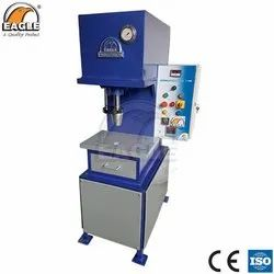 Eagle Gold Silver Jewelry Coin Making Machine with Coin Cutting Die
