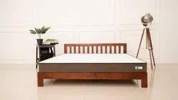 素白72X30X6英寸Sleepypanda Vita Ortho记忆泡沫床垫