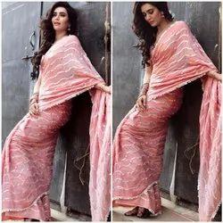 Bollywood Designer Georgette Saree