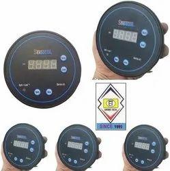 Sensocon Digital Differential Pressure Gauge Modal A1002-00