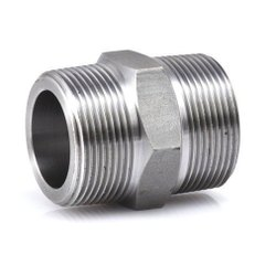 316 Stainless Steel Barrel Nipple