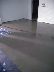 Cementatious  Flooring Services