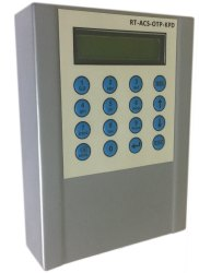 Access OTP Keypad With Ethernet Communication