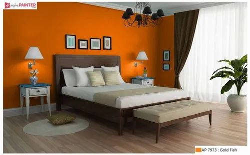 Wall Paint Services, Paint Brands Available: Asian Paints, Type Of Property Covered: Commercial