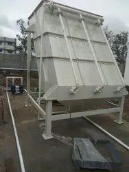 Automatic Sugar Industry Lamella Clarifiers, 500 M3/Hr