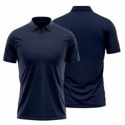 Navy Polo Tshirt