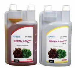 Premium Hydroponics Nutrient-Green Leafy 1L (Leafy Exclusive Recipe)