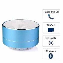 A18 Music Mini Metal Bluetooth Speaker