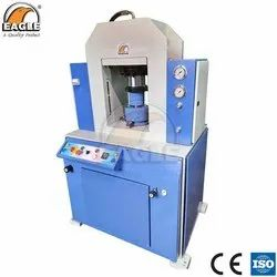 Eagle Jewellery Coin Making Hydraulic Press with Auto Inject Facility for Goldsmith