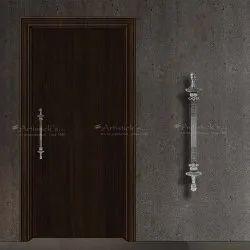 Antique White Metal Door Handle Sets