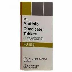 Xovoltib 50mg Tablet(Afatinib dimaleate (50mg)
