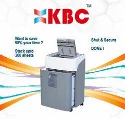 KBC-412 AUTO-FEEDER PAPER SHREDDER MACHINE