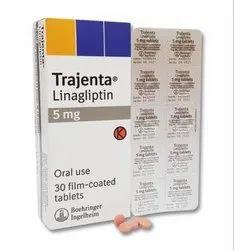 Trajenta Linagliptine Tablet