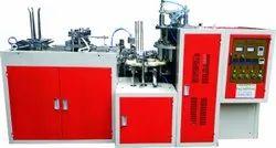 High Speed Glass Machine