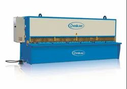 4000 x 8 MM Hydraulic Shearing Machine (OHSM-840)