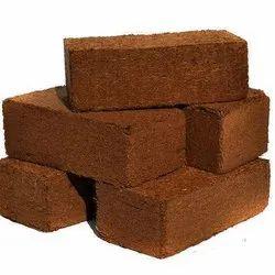 Coir Pith Block High Ec