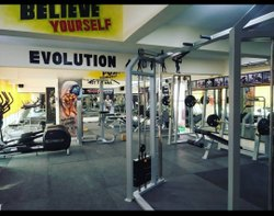 Full Gym Setup Equipment