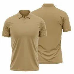 Brown Polo T Shirt