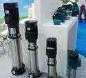 High Pressure Booster RO Pumps