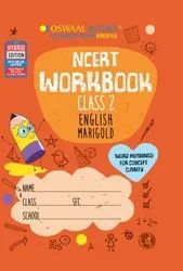 Oswaal NCERT Workbook English Class 2 (For 2022 Exam)