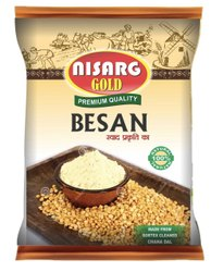 Indian Chana Dal 5kg Nisarg Gold Premium Quality Besan, Packaging Type: Loose