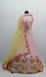 Granthi Fashion Satin Women Chaniya Choli
