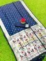 Dream Deals Banarasi Soft Silk Paithani Saree