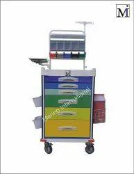 Resuscitation Carts Model: MI-37ANE