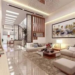Bedroom Kitchen Living Area Residential Interior Designing Services