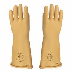 11 Kv Electrical Gloves Isi Approved