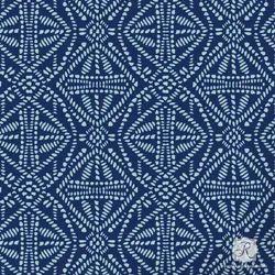 Digital Batik Print Poly Fabric