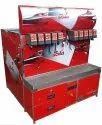 6 Flavor Soda Vending Machine