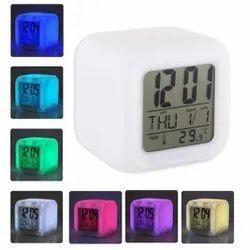 Colour Changing Digital Clock