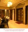Traditional Pooja Room Doors