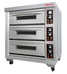 Berjaya Gas Three Deck Oven