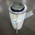 Bayonet Powder Coating Dust Collector Filter