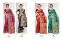 Lakshya Sarees Vidya Vol-2 Jacqard Silk Sarees Catalog