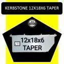 Kerbstone 12x18x6 Taper