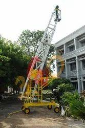 Aluminium Tiltable Variation Degree Ladder