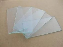 Transparent Welding Glass