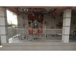 Silver Stainless Steel Wall Railing