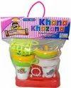 Plastic Kitchen Toy Set