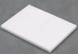 White Delrin Sheet