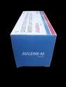 AVUZINE-M Levocetrizine 5mg+Montelukast Sodium 10mg  10x10