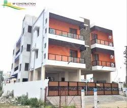 Residential Projects Commercial Apartment Construction Service, in Madurai
