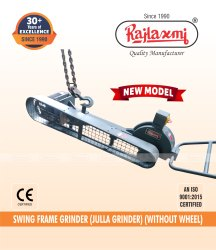 Swing Frame Grinder Machines