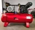 7.5 HP Two Stage Double Cylinder Air Compressor
