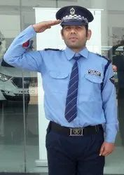 Male Hotel Security Guard Service, in On Site