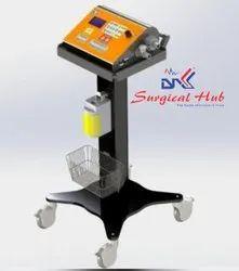 Portable Ventilator Respiratory Rate: 10 To 60 Bpm, Tidal Volume: 50 To 1500ml